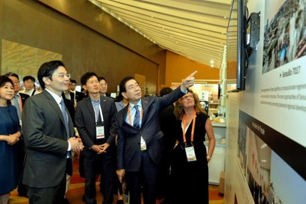 Le Vietnam participe au Forum des maires du Sommet mondial des villes hinh anh 1