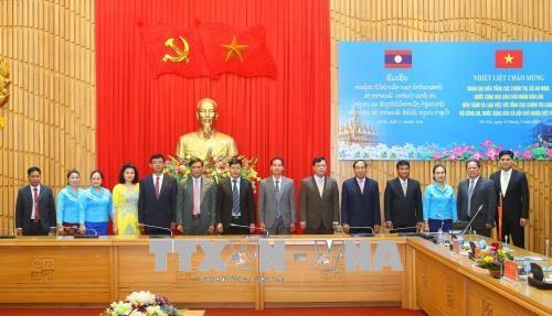 Vietnam-Laos : les ministeres de la Securite publique intensifient leur cooperation hinh anh 1