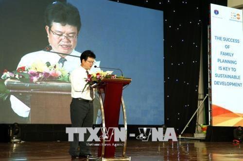 Meeting en l'honneur de la Journee mondiale de la population hinh anh 1