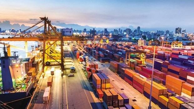 Vietnam: 2,7 milliards de dollars d'excedent commercial au 1er semestre hinh anh 1