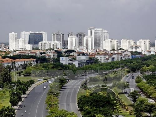 Secteur immobilier : 5,54 milliards de dollars d'IDE au premier semestre hinh anh 1