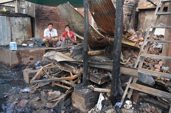 Incendie a Phnom Penh: message de sympathie aux victimes vietnamiennes hinh anh 1