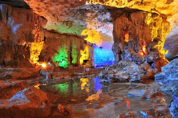 Deux grottes vietnamiennes dans la liste des plus belles d'Asie du Sud-Est hinh anh 1