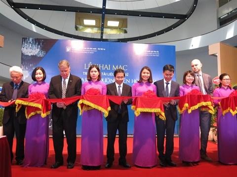 Hanoi: les pourparlers de paix de Paris a travers les archives hinh anh 1