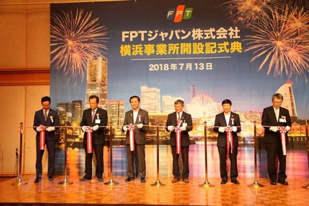 Le Vietnam renforce les liens avec la prefecture japonaise de Kanagawa hinh anh 2
