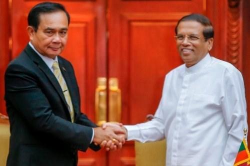 Thailande-Sri Lanka : volonte commune de resserrer la relation bilaterale hinh anh 1