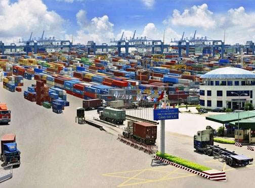 Ho Chi Minh-Ville : La logistique, une