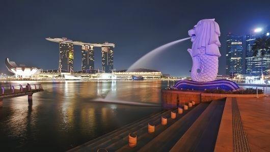 La croissance economique de Singapour inferieure aux previsions hinh anh 1