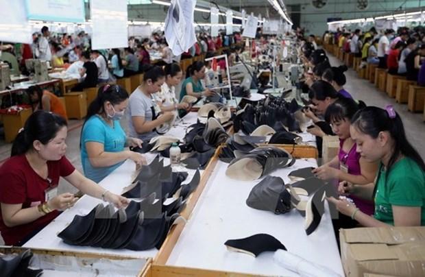 Les opportunites pour l'industrie vietnamienne du cuir et des chaussures abondent en 2018 hinh anh 1