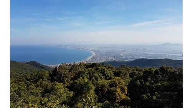 Da Nang est devenu ville verte du Vietnam de 2018 hinh anh 1