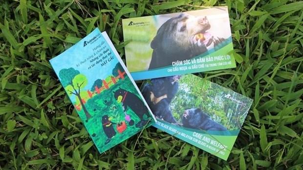 Des publications pour proteger les ours au Vietnam hinh anh 1