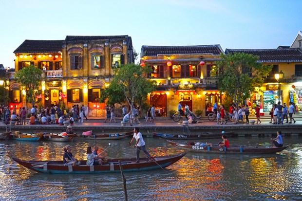 Hoi An parmi les villes les plus attractives au monde hinh anh 1