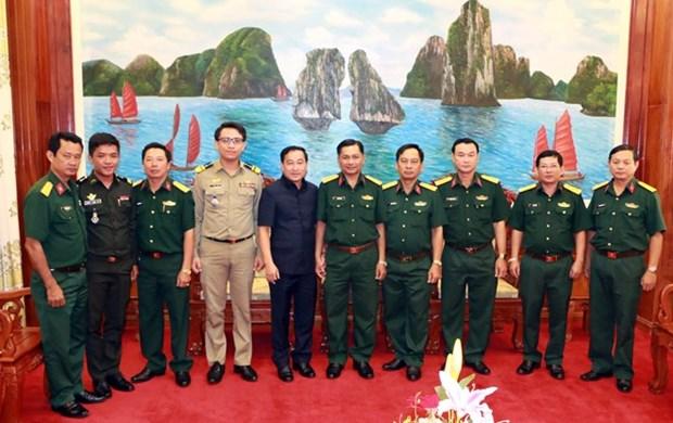 Vietnam-Cambodge : renforcement de la cooperation decentralisee hinh anh 1