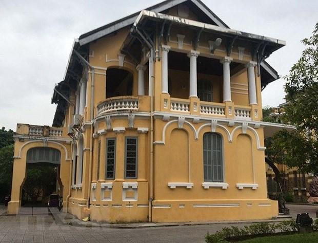 Preserver les ouvrages architecturaux francais representatifs de la ville de Hue hinh anh 1
