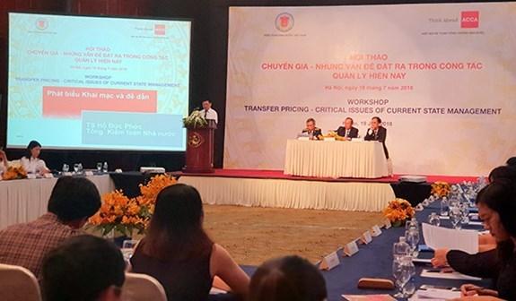 Les prix de transfert au cœur d'un seminaire international a Hanoi hinh anh 1