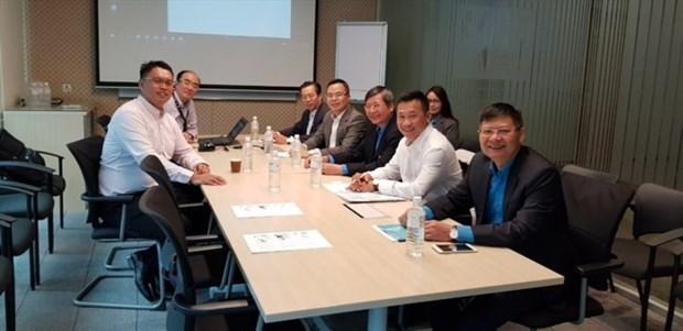 La Confederation generale du travail du Vietnam acquiert d'experiences de Singapour hinh anh 1