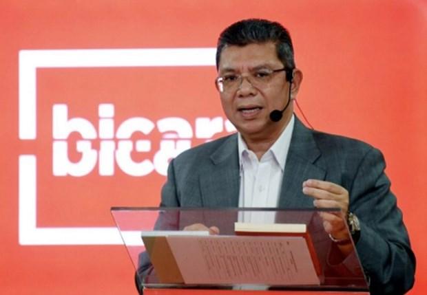 Le ministre malaisien des AE en visite en Indonesie hinh anh 1