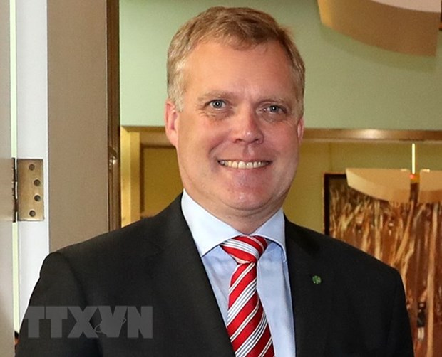 Le president de la Chambre des representants australienne entame sa visite au Vietnam hinh anh 1