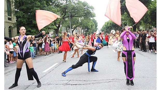 5.000 artistes attendus a la fete de rue « Quintessence de Hanoi » hinh anh 1