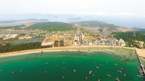 Quang Ninh: Co To en passe de devenir un site national d'ecotourisme hinh anh 1