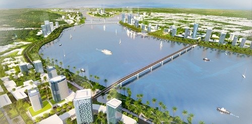 Boom de l'immobilier a Quang Ngai hinh anh 1