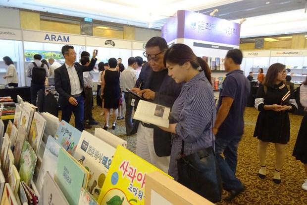 La fete du livre sud-coreen 2018 a Ho Chi Minh-Ville hinh anh 1