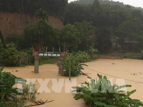 La Croix-Rouge du Vietnam appelle a aider les habitants sinistres par des catastrophes naturelles hinh anh 1