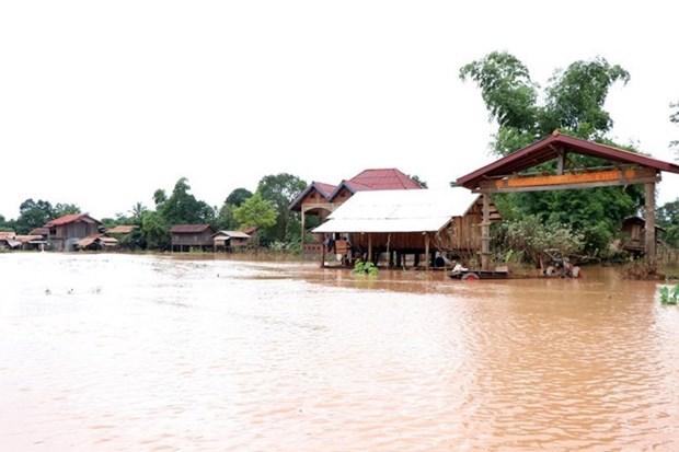 Aucun Vietnamien porte disparu a la rupture du barrage hydroelectrique au Laos hinh anh 1