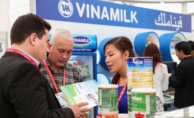 Vinamilk lance un projet de pres de 20 millions de dollars au Laos hinh anh 1