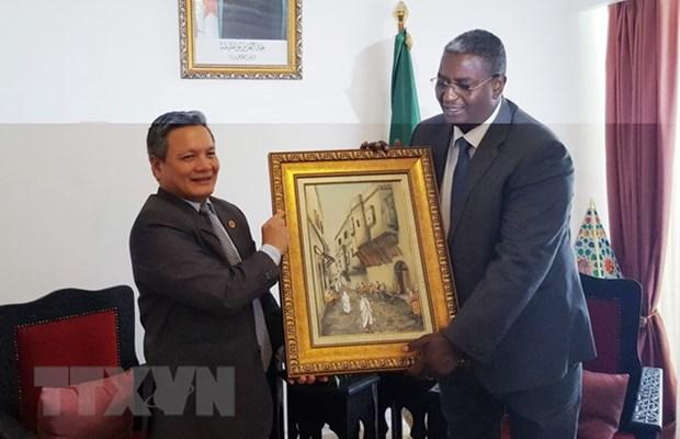 Vietnam et Algerie cooperent dans le tourisme hinh anh 1