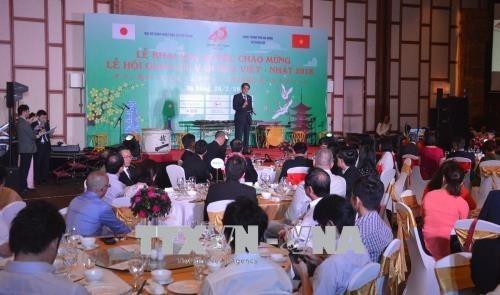 La fete d'echange culturel Vietnam-Japon 2018 a Da Nang hinh anh 1