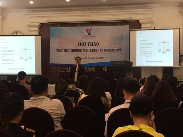 Les exportateurs doivent s'adapter aux barrieres commerciales americaines hinh anh 1