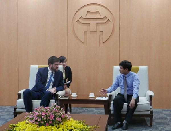 Hanoi et UNESCO cooperent dans la preservation des patrimoines culturels hinh anh 1