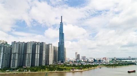 Inauguration de la plus haute tour du Vietnam hinh anh 1