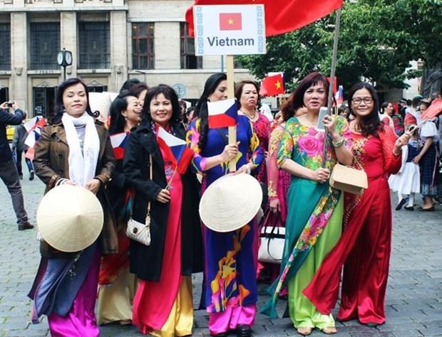 Le Vietnam a un festival culturel asiatique en Slovaquie hinh anh 1
