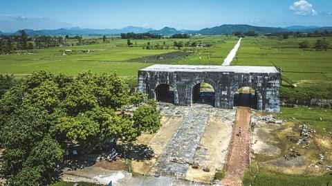 De nouvelles fouilles apporteront un eclairage nouveau sur la Citadelle des Ho hinh anh 1