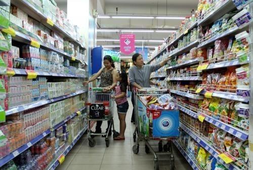 L'indice des prix a la consommation en legere baisse en juillet hinh anh 1
