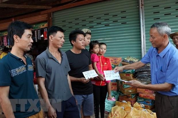 Effondrement du barrage : le Vietnam toujours aux cotes du Laos hinh anh 1