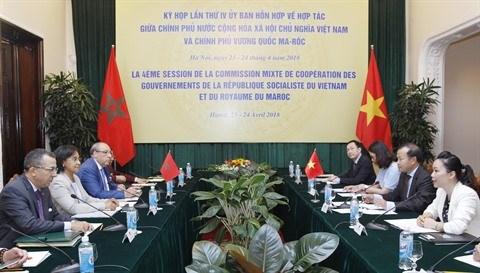 Vietnam - Maroc: resserrer les liens dans toutes leurs dimensions hinh anh 2