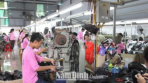 Opportunites pour l'industrie vietnamienne du cuir et des chaussures en 2018 hinh anh 1