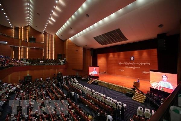 Le president birman appelle a des reformes plus profondes hinh anh 1