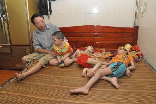 Accelerer le reglement des consequences des produits chimiques toxiques des Etats-Unis au Vietnam hinh anh 1