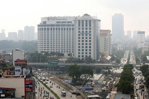 Le changement de la capitale Hanoi a travers les chiffres hinh anh 1