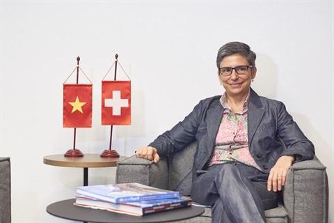 La cooperation Vietnam - Suisse a le vent en poupe hinh anh 1