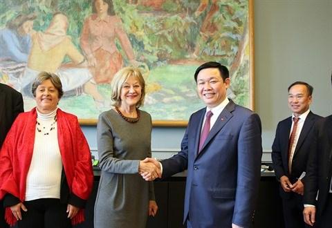 La cooperation Vietnam - Suisse a le vent en poupe hinh anh 3