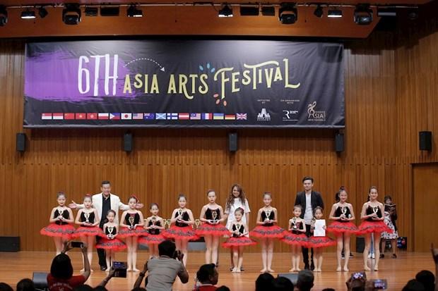 Succes d'un ballet vietnamien sur la scene internationale hinh anh 1