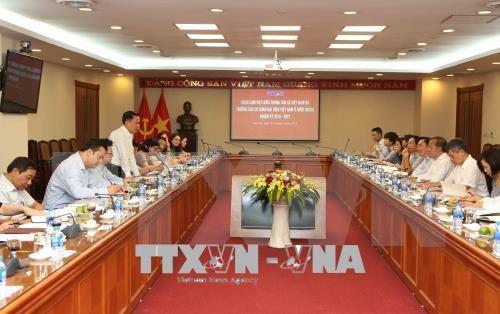 Promotion du role de passerelle d'amitie des organes de representation du Vietnam a l'etranger hinh anh 2