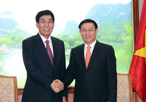 Promotion de la cooperation decentralisee Vietnam-Chine hinh anh 1