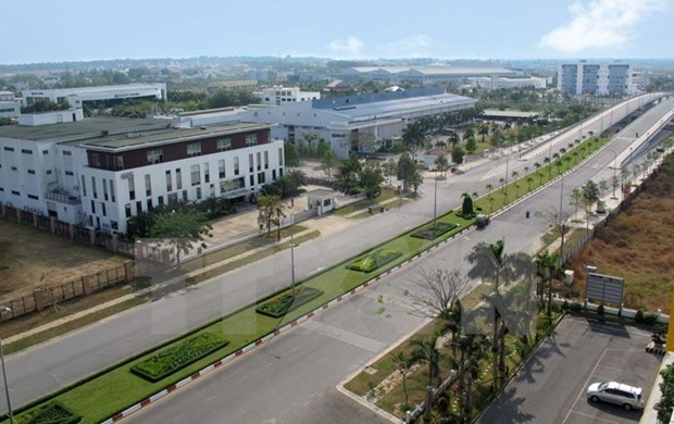 Da Nang se concentre sur le developpement d'un parc de haute technologie hinh anh 1