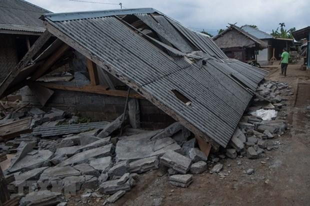 Indonesie: le bilan du seisme s'eleve a 91 morts hinh anh 1